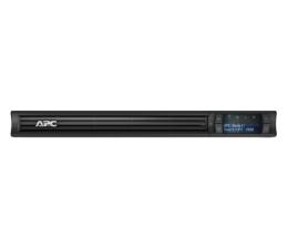 Zasilacz awaryjny (UPS) APC Smart-UPS (1500VA/1000W, 4x IEC, AVR, LCD, RACK)