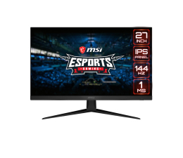"Monitor LED 27"" MSI Optix G271 czarny"