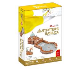 Puzzle do 500 elementów Cubic fun Puzzle 3D XL Bazylika św. Piotra