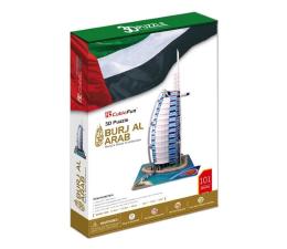 Puzzle do 500 elementów Cubic fun Puzzle 3D XL Burj al Arab