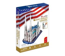 Puzzle do 500 elementów Cubic fun Puzzle 3D XL Katedra św. Patryka