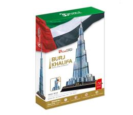 Puzzle do 500 elementów Cubic fun Puzzle 3D XL Burj Khalifa