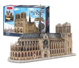 Puzzle do 500 elementów Cubic fun Puzzle 3D Katedra Notre Dame