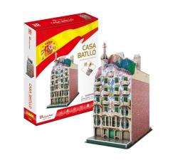 Puzzle do 500 elementów Cubic fun Puzzle 3D Casa Balto