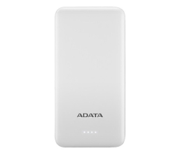 Powerbank ADATA Power Bank T10000 10000mAh (2A, biały)