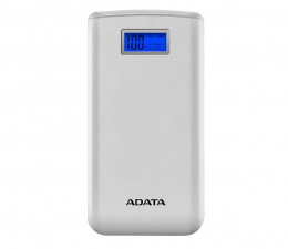 Powerbank ADATA Power Bank S20000D 20000mAh (2.1A, biały)