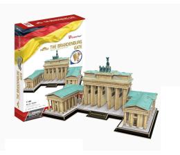 Puzzle do 500 elementów Cubic fun Puzzle 3D Brama Branderburska duży zestaw