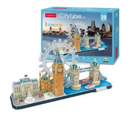 Puzzle do 500 elementów Cubic fun Puzzle 3D City Line London