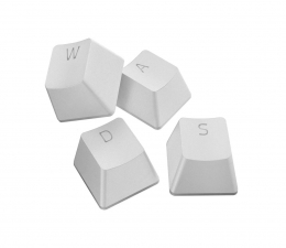 Keycaps do klawiatury Razer PBT Keycap Mercury White