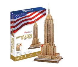 Puzzle do 500 elementów Cubic fun Puzzle 3D XL Wieżowiec Empire State