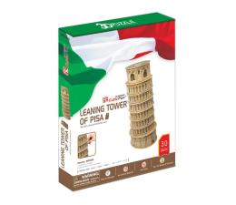 Puzzle do 500 elementów Cubic fun Puzzle 3D XL Krzywa Wieza w Pizie