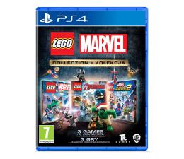 Gra na PlayStation 4 PlayStation Lego Marvel Kolekcja