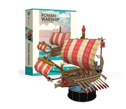 Puzzle do 500 elementów Cubic fun Puzzle 3D Żaglowiec Roman Warship