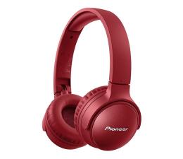 Słuchawki bezprzewodowe Pioneer SE-S6BN ANC Czerwone