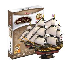 Puzzle do 500 elementów Cubic fun Puzzle 3D Żaglowiec HMS Victory