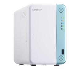Dysk sieciowy NAS / macierz QNAP TS-251D-4G (2xHDD, 2x2-2.7GHz, 4GB, 5xUSB, 1xLAN)