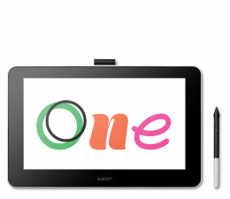 Tablet graficzny Wacom One Display 13'