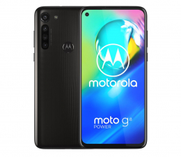 Smartfon / Telefon Motorola Moto G8 Power 4/64GB Dual SIM Smoke Black