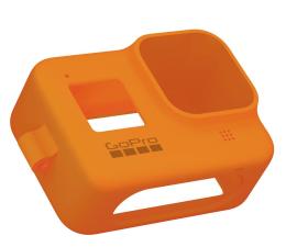 Etui na kamerę GoPro Silikonowe Etui do HERO8 Black pomarańczowe