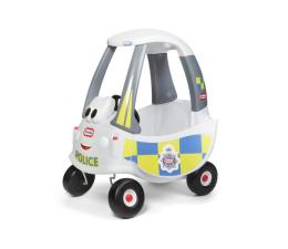 Jeździk/chodzik dla dziecka Little Tikes Jeździk Cozy Coupe Policja biała