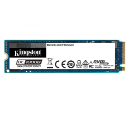 Dysk SSD Kingston 480GB M.2 PCIe NVMe DC1000B