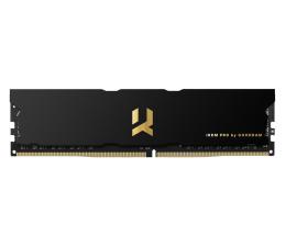 Pamięć RAM DDR4 GOODRAM 16GB (1x16GB) 3600MHz CL17 IRDM PRO