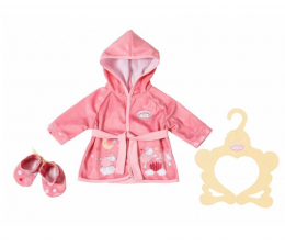 Lalka i akcesoria MGA Entertainment Baby Annabell Szlafrok dla lalki