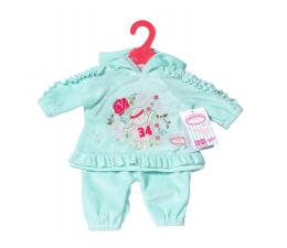 Lalka i akcesoria MGA Entertainment Baby Annabell Dresik dla lalki miętowy