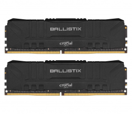 Pamięć RAM DDR4 Crucial 16GB (2x8GB) 3000MHz CL15 Ballistix Black
