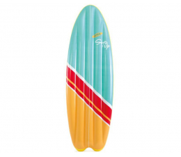 Basen / akcesoria INTEX Materac deska surfingowa SURF'S UP 178 x 69 cm