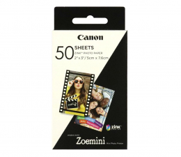 Papier do drukarki Canon ZP-2030 Zoemini ZINK 50szt