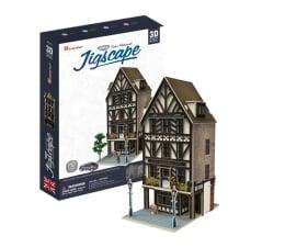 Puzzle do 500 elementów Cubic fun Puzzle 3D Wielka Brytania Tudor Restaurant