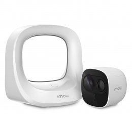 Inteligentna kamera Imou CELL PRO 1080 FullHD LED IR (1szt.+stacja bazowa)
