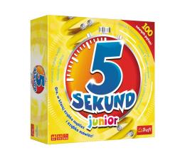 Gra słowna / liczbowa Trefl 5 sekund Junior Edycja 2019