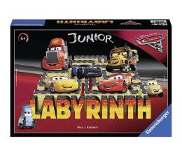 Gra dla małych dzieci Ravensburger Disney Labirynt Auta 3