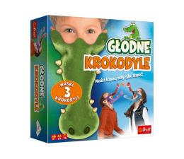 Gra zręcznościowa Trefl Głodne krokodyle