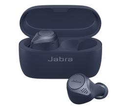 Słuchawki bezprzewodowe Jabra Elite 75t active granatowe