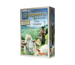 Gra planszowa / logiczna BARD Carcassonne: Owce i wzgórza