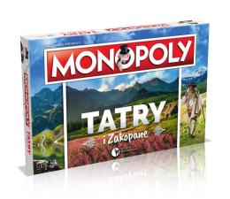 Gra planszowa / logiczna Winning Moves Monopoly Tatry i Zakopane