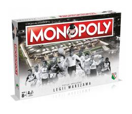 Gra planszowa / logiczna Winning Moves Monopoly Edycja specjalna Legii Warszawa