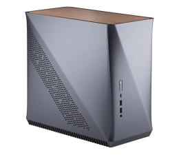 Obudowa do komputera Fractal Design Era ITX Titanium Gray - Walnut