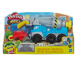 Zabawka plastyczna / kreatywna Play-Doh Betoniarka z cementem