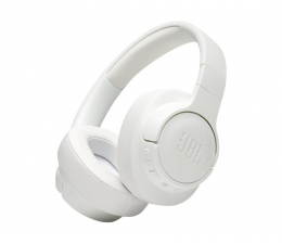 Słuchawki bezprzewodowe JBL T700BT Białe