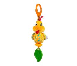 Zabawka dla małych dzieci Dumel BaliBaZoo Zawieszka Kogut Ritch z Wibracją 84022