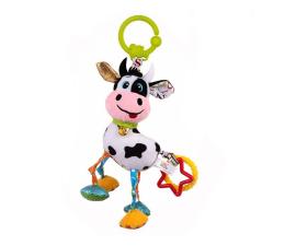 Zabawka dla małych dzieci Dumel BaliBaZoo Zawieszka Krowa Caesar z Wibracją 83840