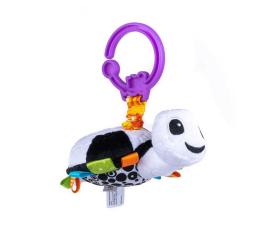 Zabawka dla małych dzieci Dumel BaliBaZoo Zawieszka Żółwik z Wibracją 80144