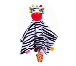Zabawka dla małych dzieci Dumel BaliBaZoo Kocyk Zebra 80228