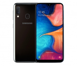 Smartfon / Telefon Samsung Galaxy A20e black