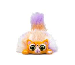 Zabawka interaktywna Dumel Fluffy Kitty 83689 POMARAŃCZOWY