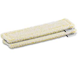 Akcesoria do myjek i mopów Karcher Pad z mikrofibry do WV żółty (wewnątrz)